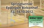 Eppingen Birkenhof - Springturnier 2012