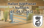 Nußloch - Hallen JUMPionat 2012