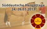 Süddeutsche Hengsttage 2013