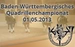 Großbottwar - Baden-Württembergisches Quadrillenchampionat