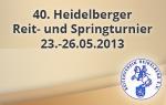 Reit- und Springturnier Heidelberg