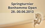 Springturnier Bonhomme Open 2013