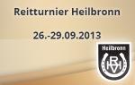 Reitturnier Heilbronn 2013