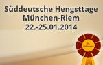 Süddeutsche Hengsttage 2014