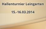 Leingarten Hallenturnier 2014