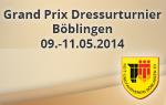 Böblingen Grand Prix Dressur 2014