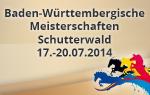 Schutterwald - Baden-Württembergische Meisterschaften 2014