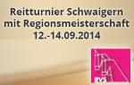 Schwaigern Turnier 2014 mit Regionsmeisterschaften