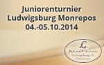 Juniorenturnier 2014 Ludwigsburg-Monrepos